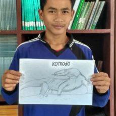 103 / Tanjung, Kampar, Riau – School Eco-Library