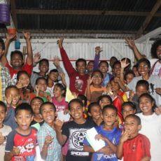 110 / Detusoko Barat, Ende, East Nusa Tenggara – Community Eco-Library
