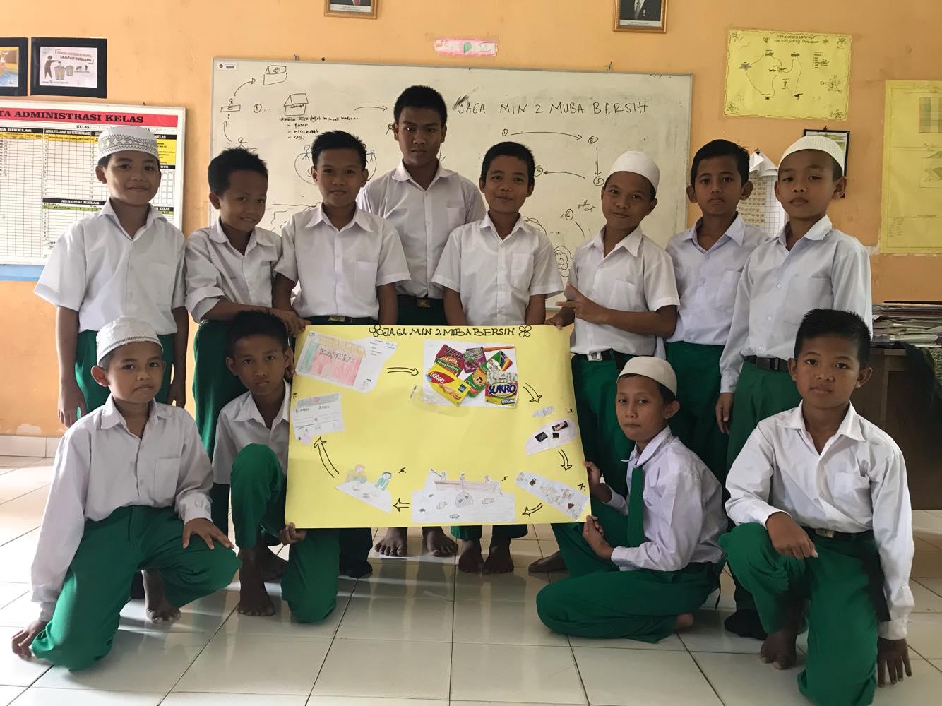 Mardan Erwinsyah, MIN 2 Musi Banyuasin-Eco Poster (1)