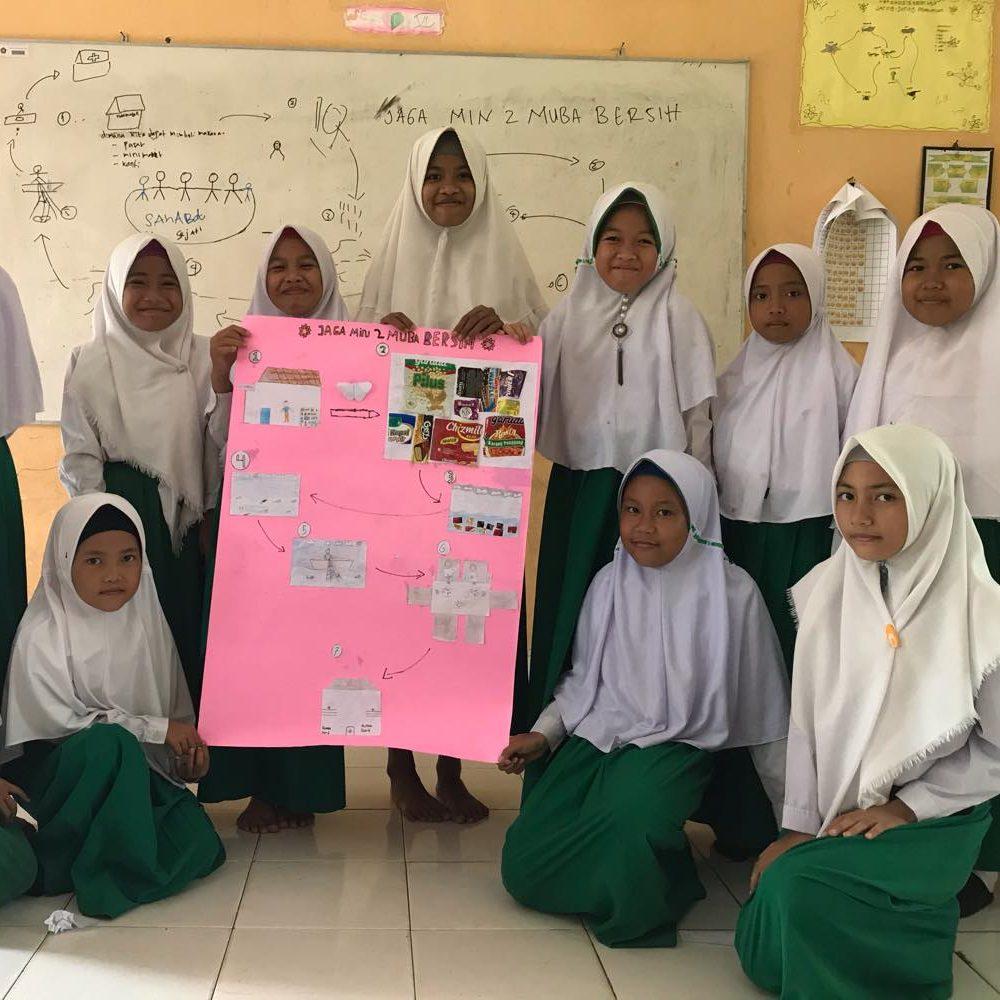 Mardan Erwinsyah, MIN 2 Musi Banyuasin-Eco Poster (4)