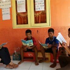 124 /  Pulau Balai, Singkil, Aceh – Community Eco-Library