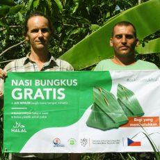 ČEŠI PRO BALI – Potravinová pomoc obyvatelům Bali v důsledku COVID-19 krize